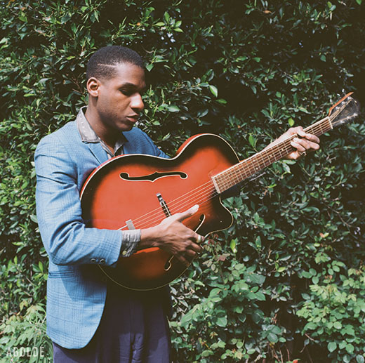 Leon Bridges - Eighty-Nine Magazine